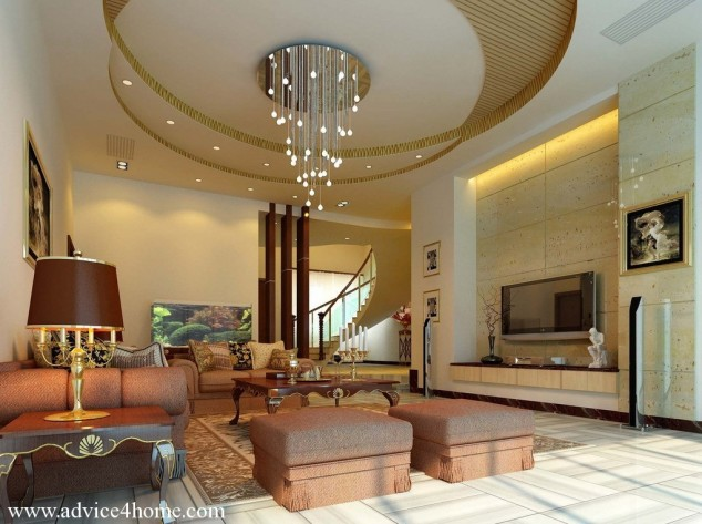 16 Impressive Living Room Ceiling Designs You Need To See. Pop Ceiling  Design Part 59