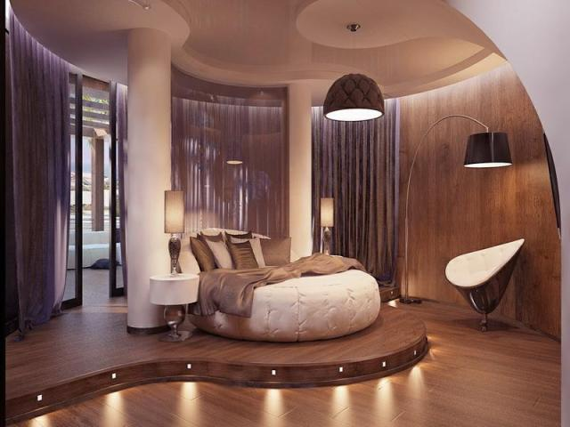 Amazing-bedroom-modern-contemporary-designs-with-glamorous ...