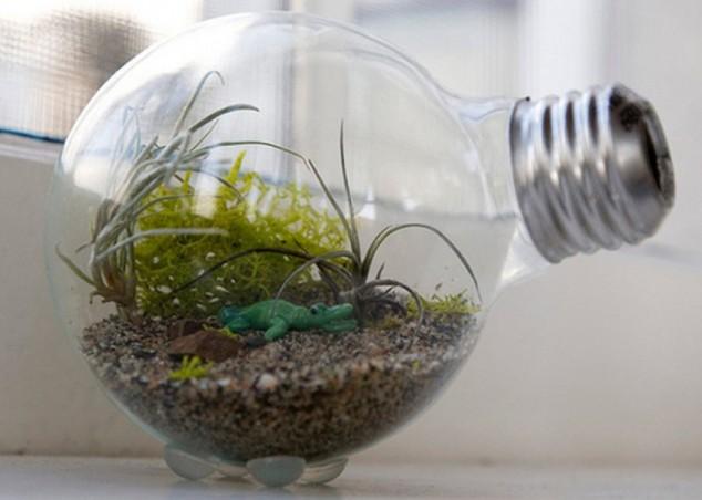 lampadine 23 634x452 15 obras maestras miniatura terrarios inspirarse Creativa De