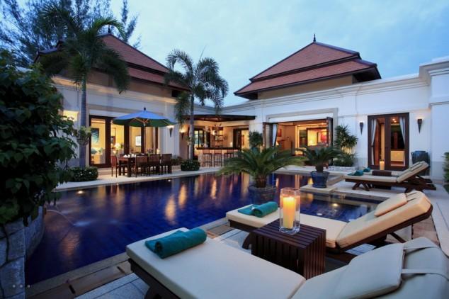 TLP237 1 634x422 10+ Ideas para maravillosas piscinas Mini la natación en su patio trasero