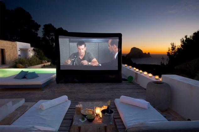 4 634x423 12 Ideas Abiertas Aire Cine de Verano para la tarde romántica