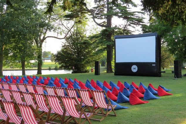 B 634x422 12 Cine al aire libre Ideas para la tarde de verano romántico