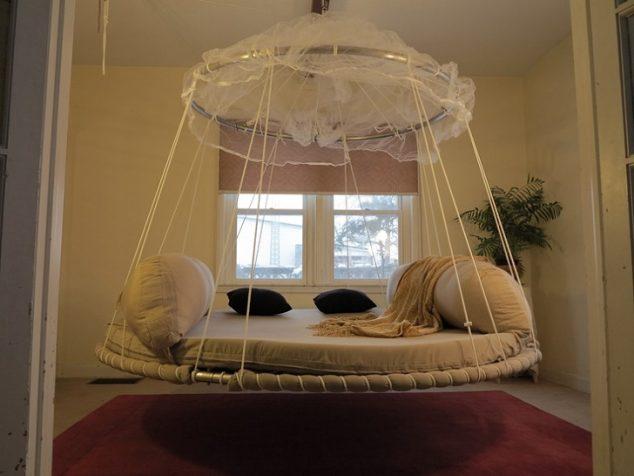 Hamaca cama para el dormitorio para venta 634x476 15 hamaca cubierta y columpios relajante para olvidarse de las cosas malas
