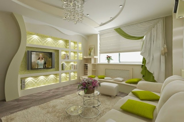 Modern Living Room With Pop False Ceiling Design And Wall Pop Designs Fantastic Viewpoint