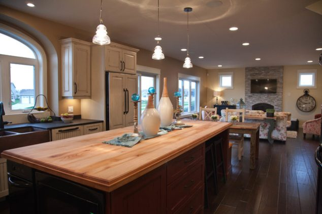 13 Trendy Open Concept Kitchen Dining Room And Living Room