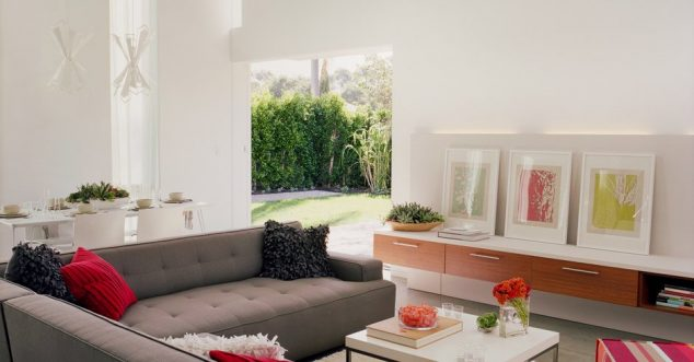 13 Peaceful Living Rooms That Will Bring Pure Harmony In