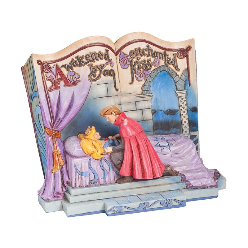 Figurine Disney Tradition Livre La Belle Au Bois Dormant