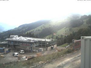 Brixen im Thale dalstation Jochbahn