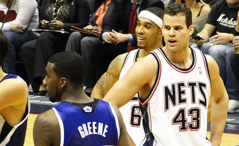 2012 fantasy basketball trades - Kris Humphries
