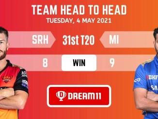 SRH vs MI Dream11 Team Prediction