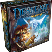 Descent 2nd Edition já à venda