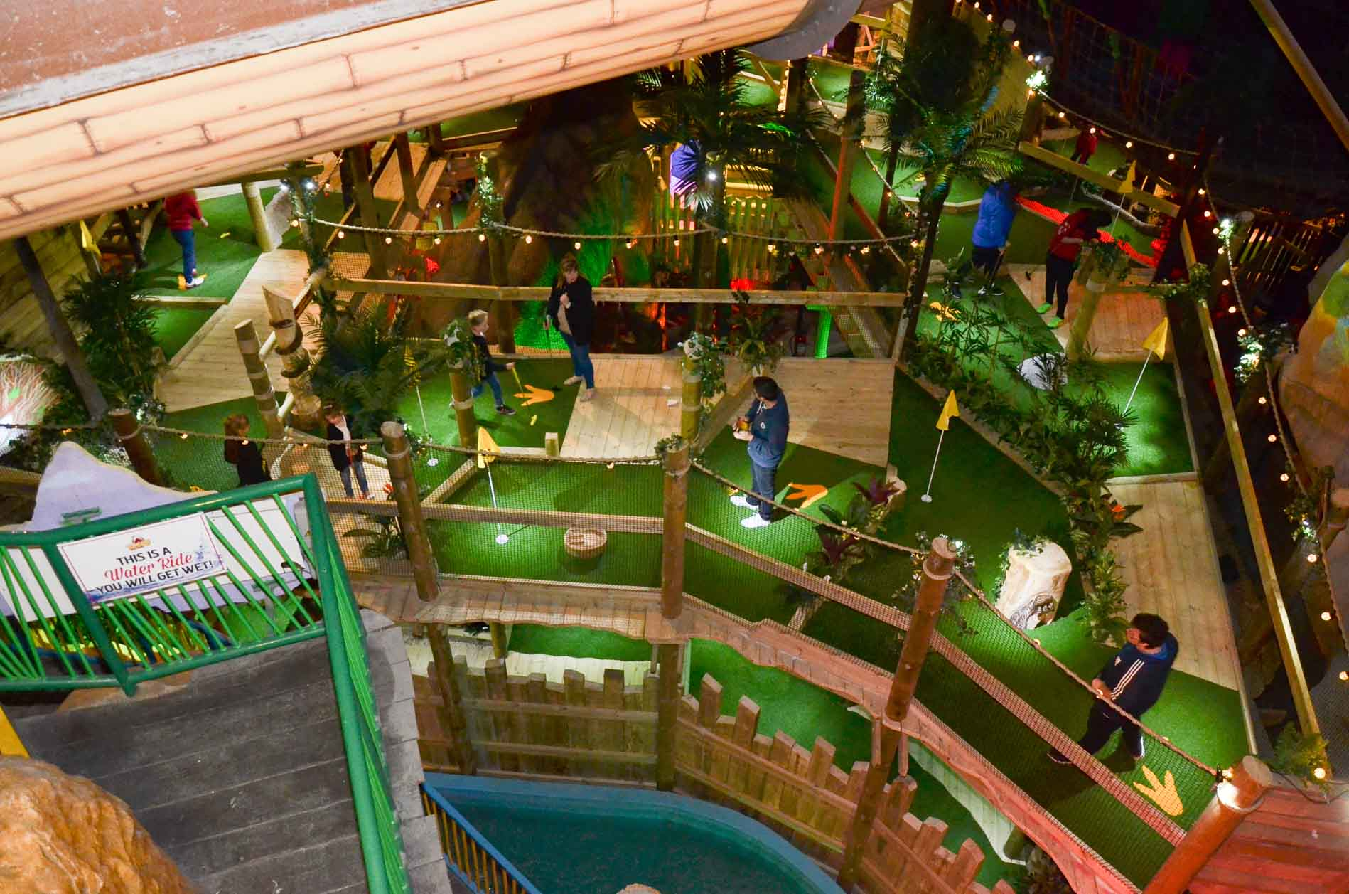 Adventure Golf Fantasy Island