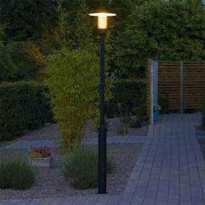 aluminium post lighting