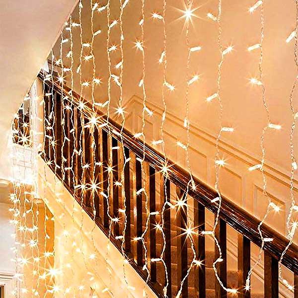 1.5mtr LED Curtain Lights