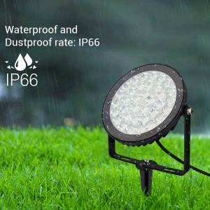 15W RGB CCT LED Floodlight