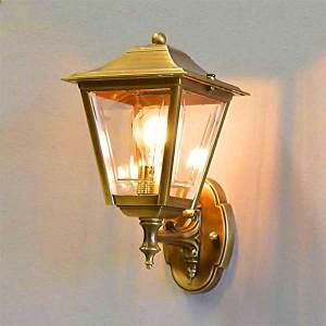 Antique Wall Light