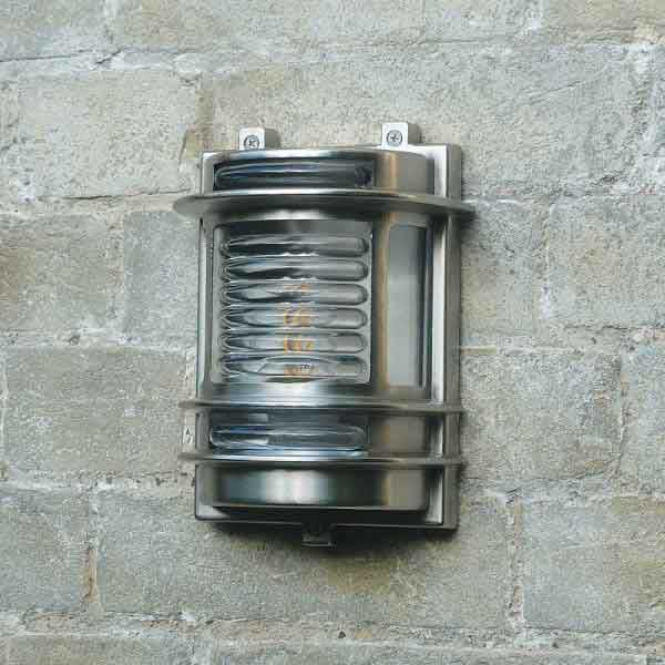 Nickel Wall Light