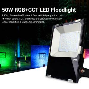 50W RGB+CCT Floodlight