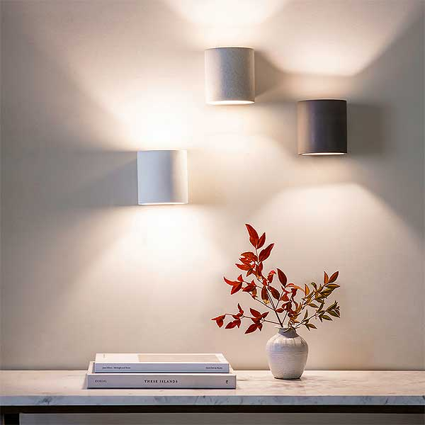 Ceramic Wall Light 11cm