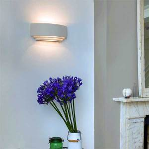 Ceramic 31.5Cm Wall Light