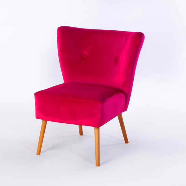 Chloe Brussels Pink Chair