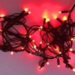 Christmas LED Lights Red