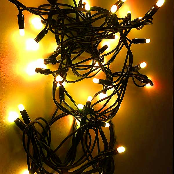Christmas LED Lights Warm White