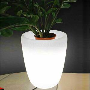 Flower Pot Lighting