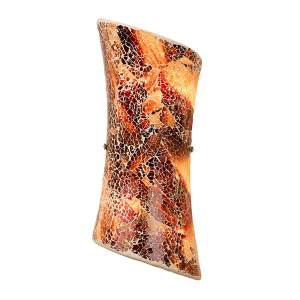 Mosaic Effect Wall Light