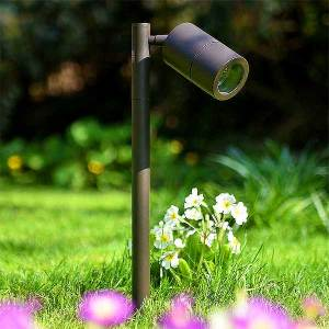 Pole Mount Outdoor Spotlight