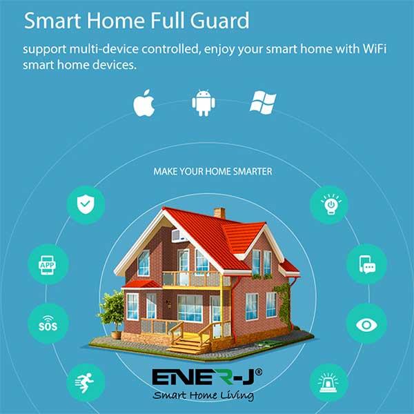 Smart WiFi Door Sensor