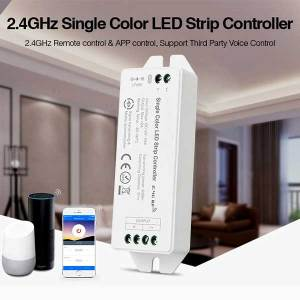 Single colour strip led controller 2