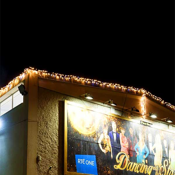 LED Cluster Christmas Lights
