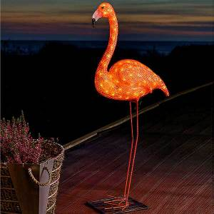 LED Flamingo