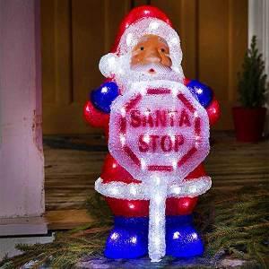 LED Santa Christmas
