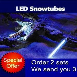 LED Snowtubes