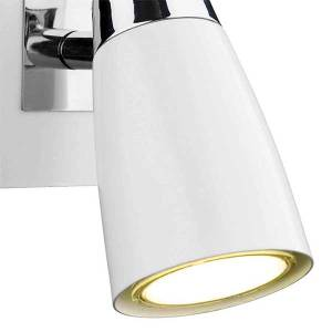 1L White Chrome Spotlight