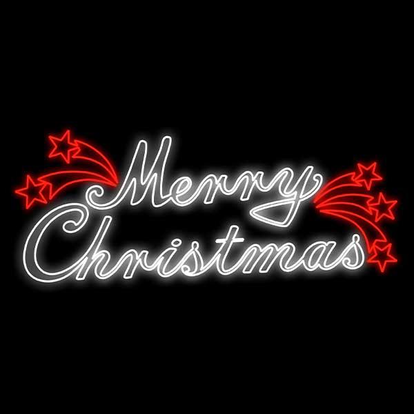 Merry Christmas Street Motif