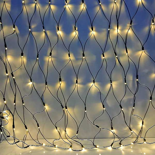 Net Lights Warm White