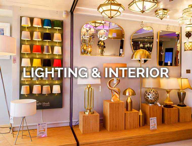 Lighting & Interiors
