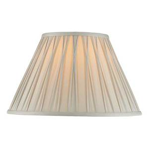 Silver Colour Satin Shade