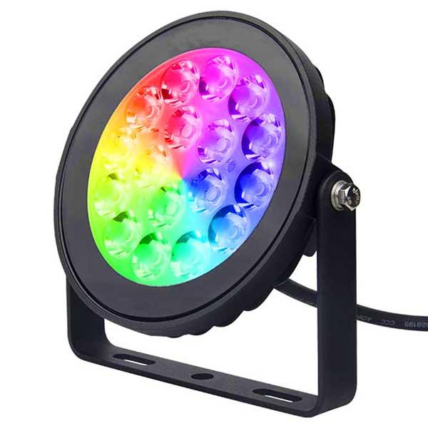 9W RGB CCT Floodlight