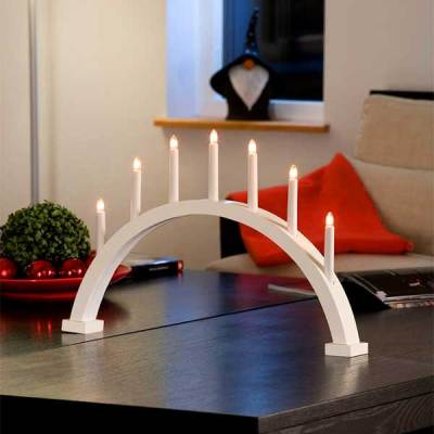 7 Lights Candlestick