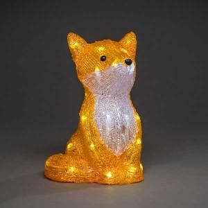 LED Acrylic Fox