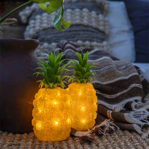 LED Acrylic Pineapple