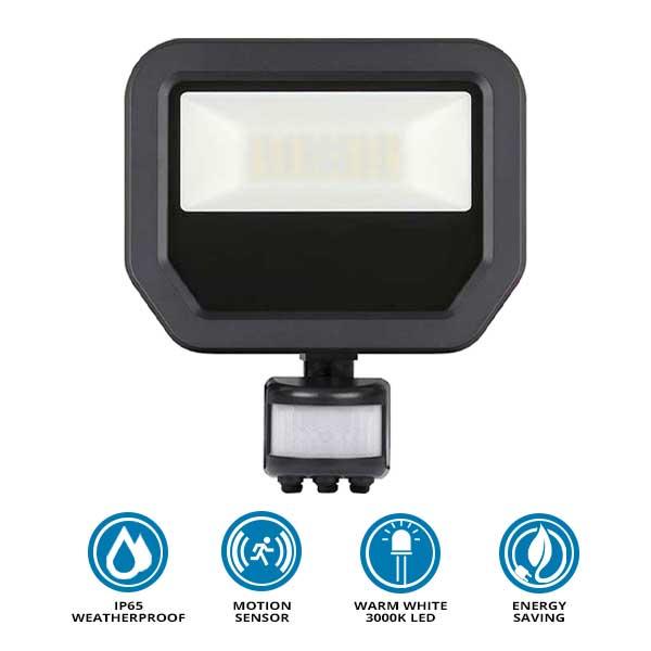 Outdoor Sensor Light