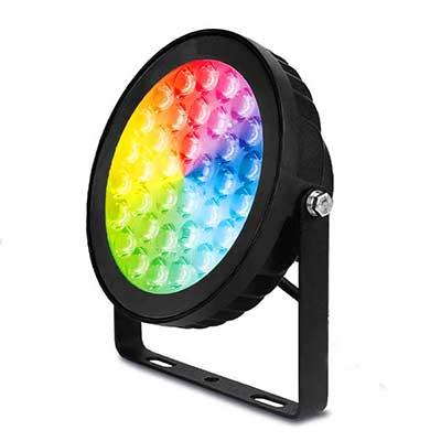 25W RGB CCT Floodlight