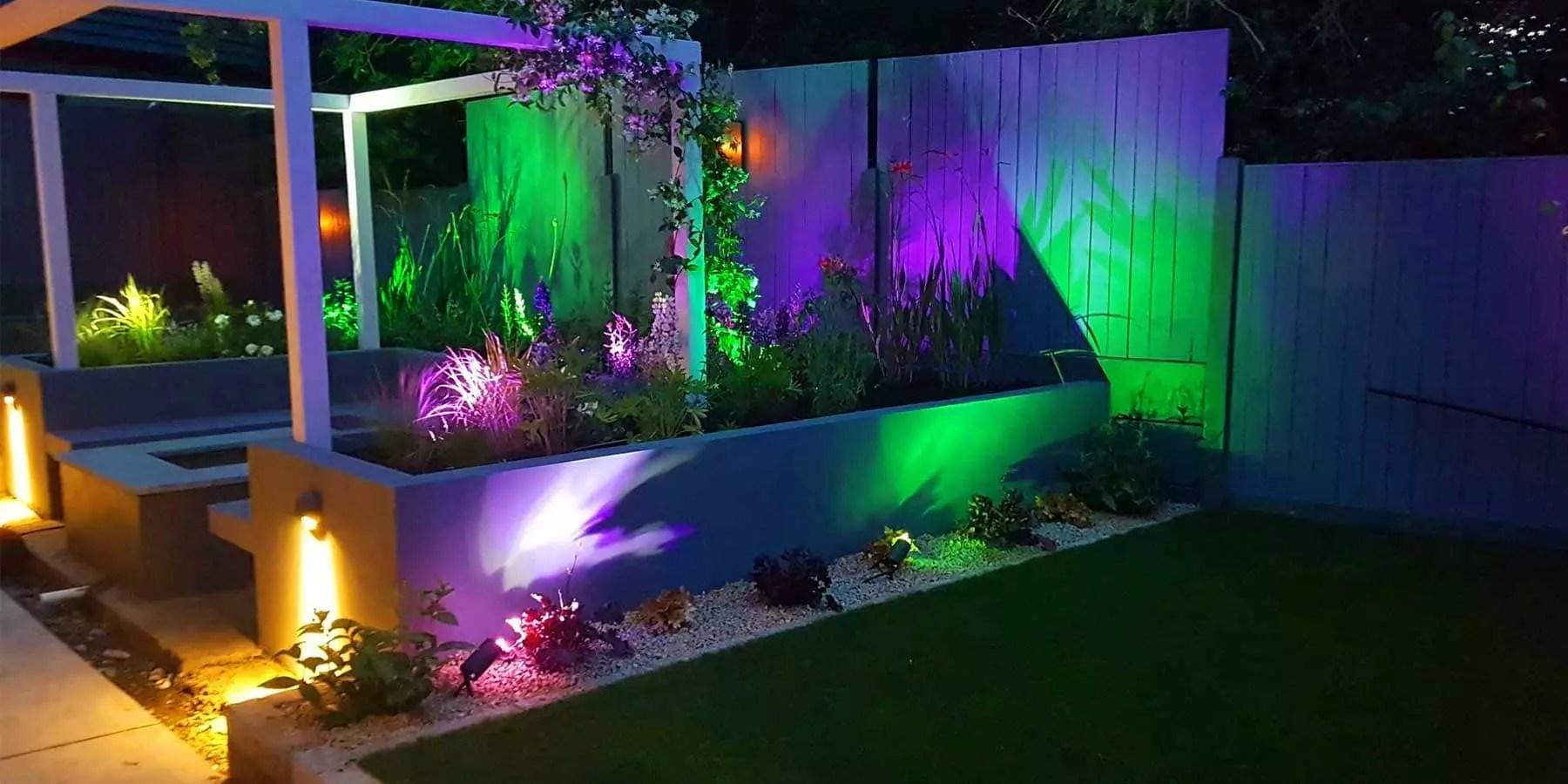 Garden Lighting Ireland