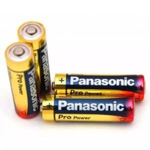 Panasonic Alkaline Pro Power AA Batteries