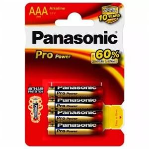 Panasonic pro power AAA Batteries